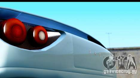 GTA 5 Grotti Carbonizzare v3 (IVF) для GTA San Andreas вид сзади слева
