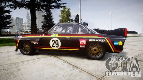 BMW 3.0 CSL Group4 [29] для GTA 4 вид слева