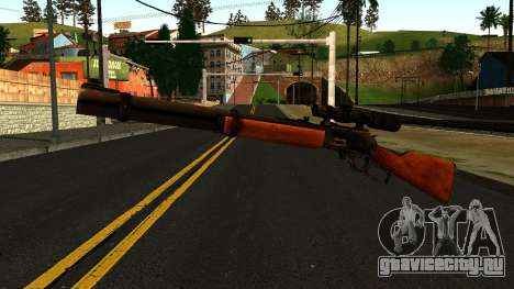 Marlin Model 1895 from Gotham City Impostors для GTA San Andreas