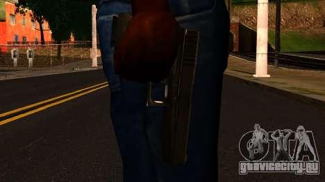 Pistol from GTA 4 для GTA San Andreas третий скриншот