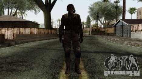 Resident Evil Skin 3 для GTA San Andreas
