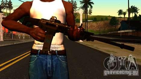 ACW-R from Battlefield 4 для GTA San Andreas третий скриншот
