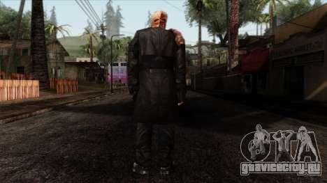 Resident Evil Skin 9 для GTA San Andreas второй скриншот