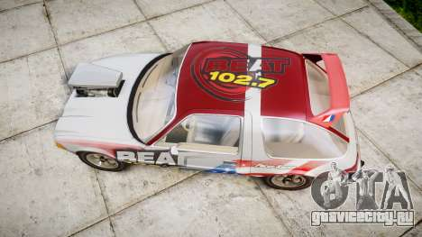 AMC Pacer для GTA 4 вид справа