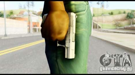 New Pistol для GTA San Andreas третий скриншот