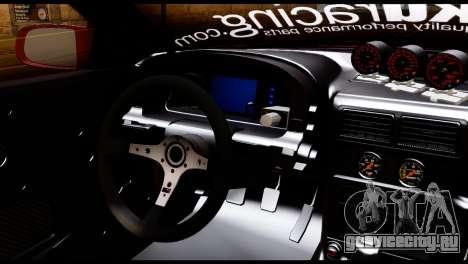 Mazda RX-7 FC35 Hoonigan для GTA San Andreas вид сзади слева