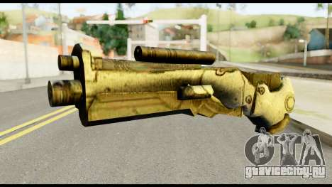 Plasmagun from Metal Gear Solid для GTA San Andreas