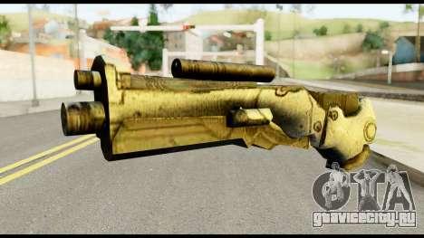 Plasmagun from Metal Gear Solid для GTA San Andreas