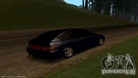 ВАЗ 21123 Bad Boy для GTA San Andreas вид слева
