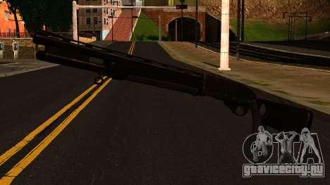 Shotgun from GTA 4 для GTA San Andreas