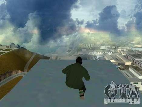 Ryder Skin Grove St. Family для GTA San Andreas четвёртый скриншот