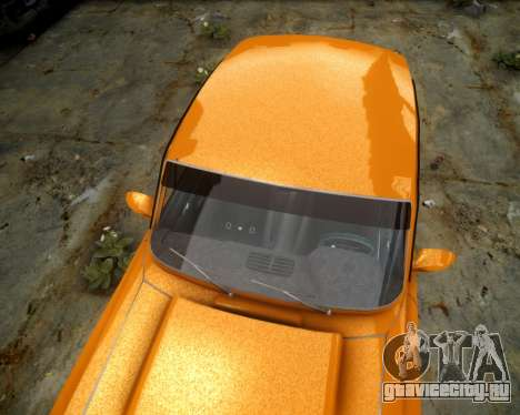 Москвич 412 Монстер для GTA 4 вид сверху