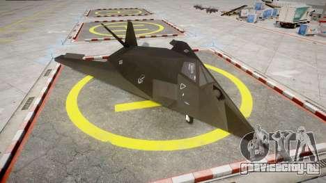 Lockheed F-117 Nighthawk для GTA 4