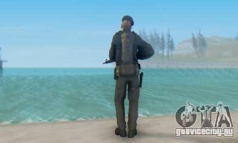 Boina Negra (FES) для GTA San Andreas четвёртый скриншот