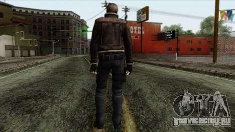 Resident Evil Skin 5 для GTA San Andreas второй скриншот