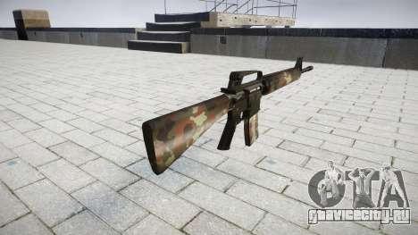 Винтовка M16A2 berlin для GTA 4 второй скриншот