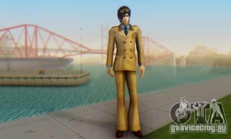 Dynasty Warriors 8 XLCE Li Dian DLC для GTA San Andreas третий скриншот