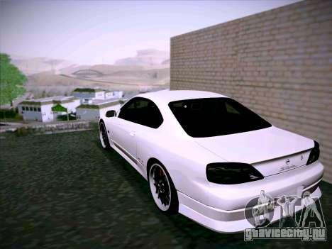 Nissan Silvia S15 Roux для GTA San Andreas вид справа