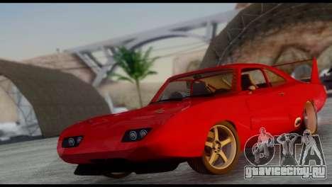 Dodge Charger Daytona для GTA San Andreas