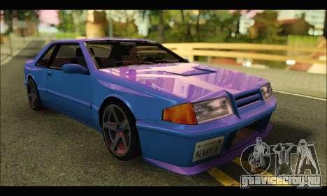 Bravura AWD Turbo для GTA San Andreas