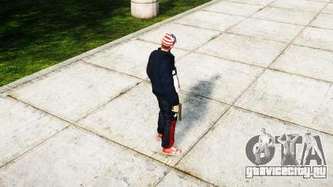 Одежда американского диктатора для GTA 4 третий скриншот