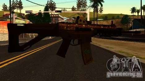 ACW-R from Battlefield 4 для GTA San Andreas второй скриншот