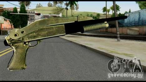 Pump Shotgun from Max Payne для GTA San Andreas второй скриншот