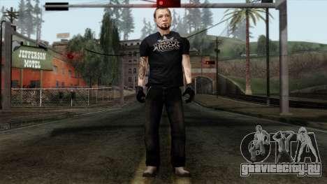 GTA 4 Skin 27 для GTA San Andreas