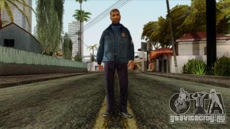 Police Skin 13 для GTA San Andreas