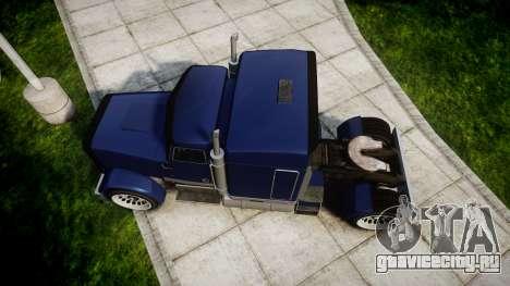 JoBuilt Phantom Drift для GTA 4 вид справа