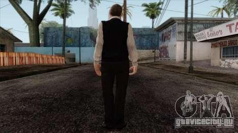 GTA 4 Skin 33 для GTA San Andreas второй скриншот