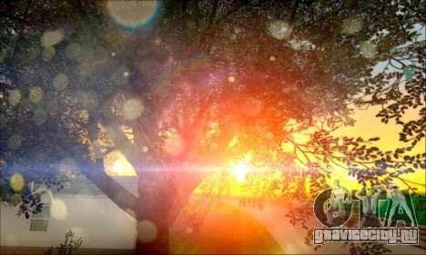 White Water ENB для GTA San Andreas второй скриншот