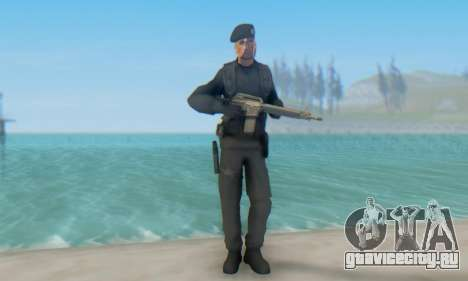 Boina Negra (FES) для GTA San Andreas третий скриншот