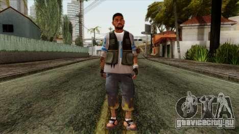 GTA 4 Skin 21 для GTA San Andreas