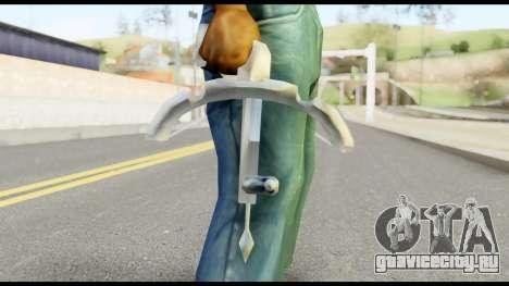Fear Wilhelm Tell from Metal Gear Solid для GTA San Andreas третий скриншот