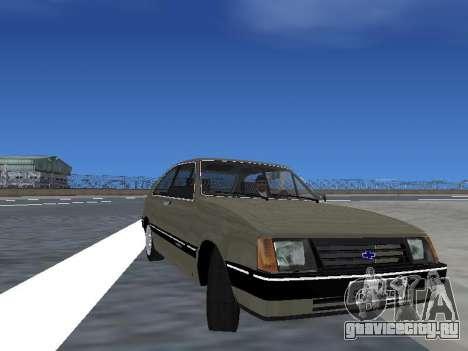 Chevrolet Chevette Hatch для GTA San Andreas колёса