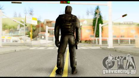 Counter Strike Skin 6 для GTA San Andreas второй скриншот
