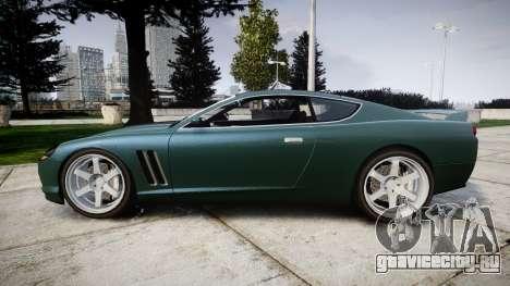 Dewbauchee Super GTR для GTA 4 вид слева