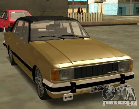 Chevrolet Opala 1980 для GTA San Andreas