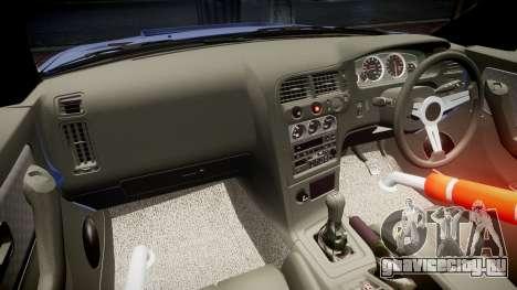 Nissan Skyline R33 GT-R для GTA 4