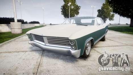 GTA V Albany Buccaneer paint1 для GTA 4