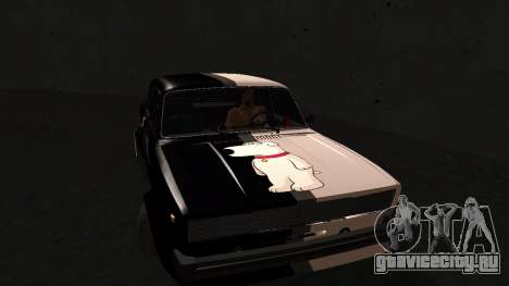 Ваз 2105 корЖик для GTA San Andreas