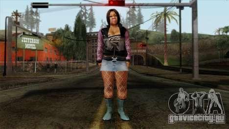 GTA 4 Skin 57 для GTA San Andreas