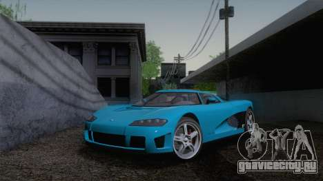GTA V Overflod Entity XF v.2 для GTA San Andreas