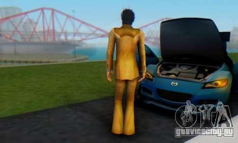 Dynasty Warriors 8 XLCE Li Dian DLC для GTA San Andreas пятый скриншот