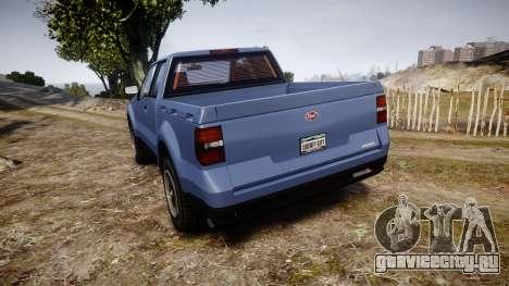 Vapid Contender (E109) off-road для GTA 4