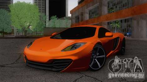 McLaren MP4-12C Gawai v1.5 для GTA San Andreas