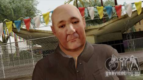 GTA 4 Skin 61 для GTA San Andreas третий скриншот