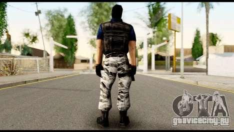 Counter Strike Skin 2 для GTA San Andreas второй скриншот