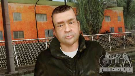 GTA 4 Skin 59 для GTA San Andreas третий скриншот